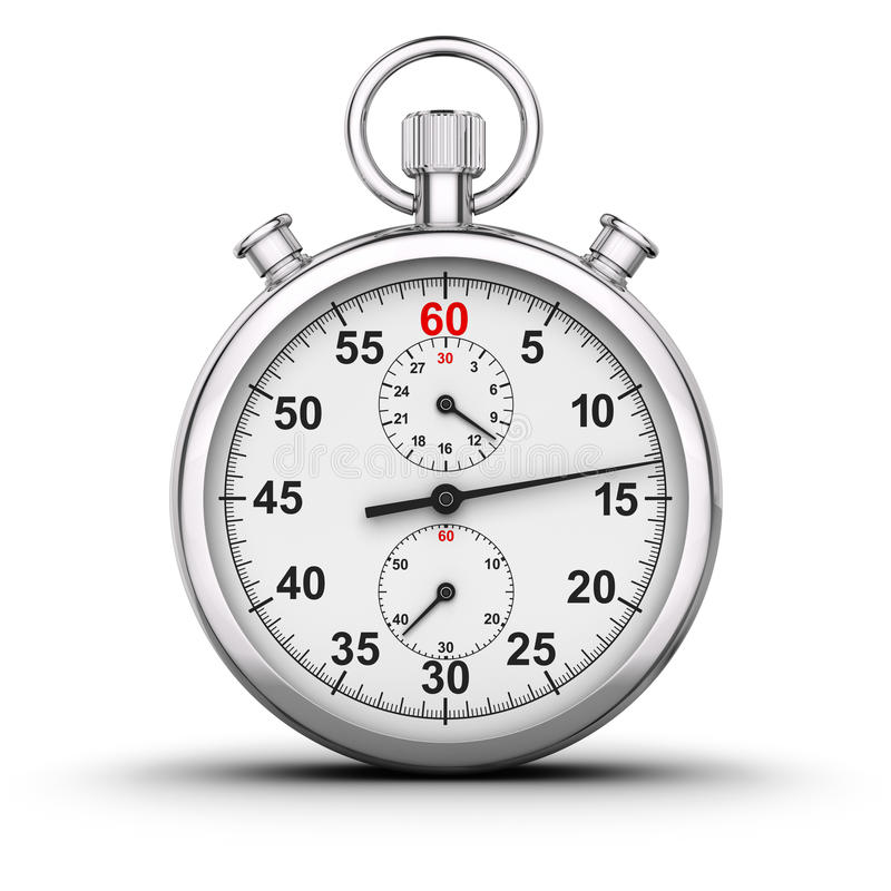 Chronometer stock illustratie