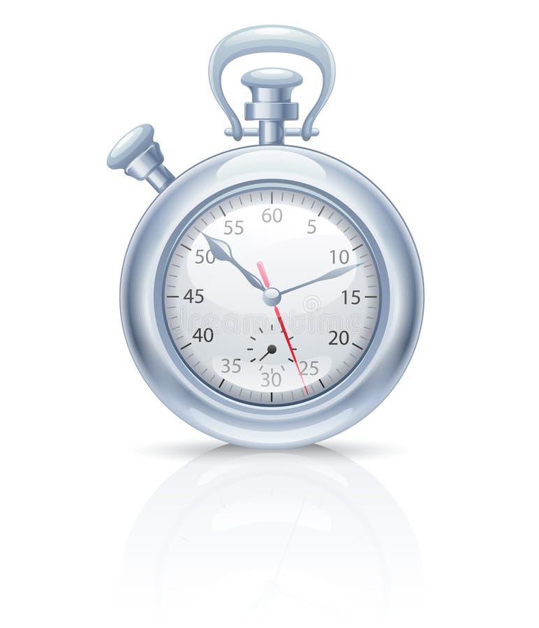 Download Chronometer stock vector. Illustration of measure, icon - 25062471