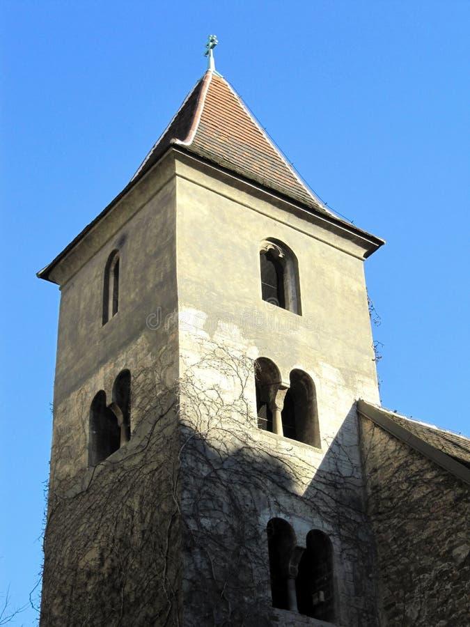 chruch Rupert ruprechtskirche s st Vienna obrazy royalty free