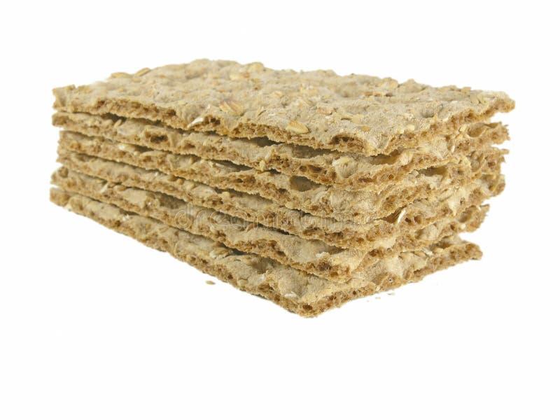 chrupiące chleb zdjęcie royalty free