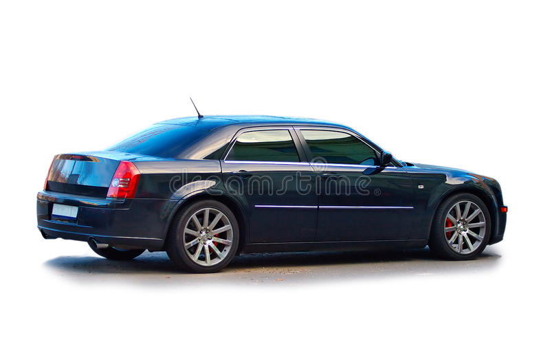 Chrysler 300 photographie stock libre de droits