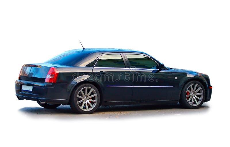 Chrysler 300 royalty-vrije stock fotografie