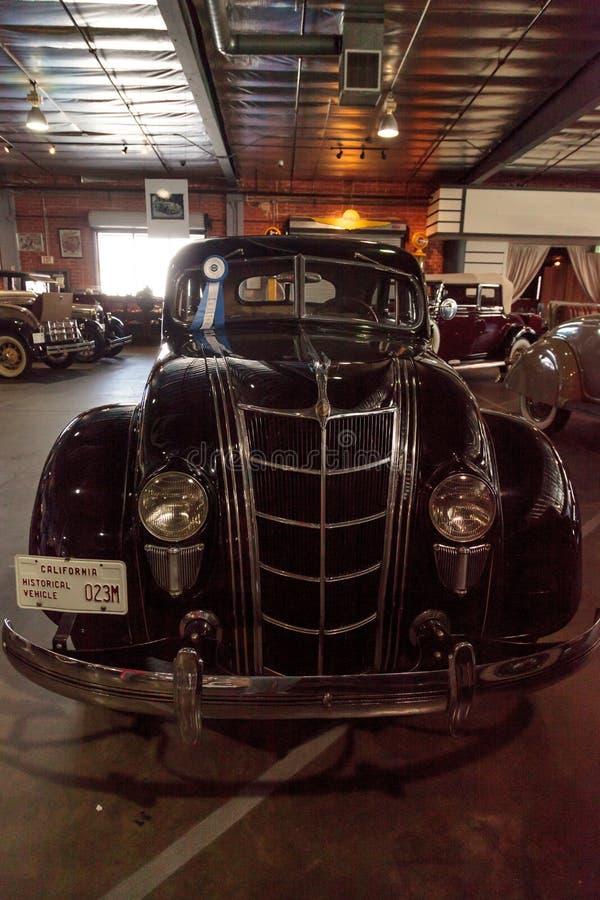 1935 Chrysler Airflow obraz stock