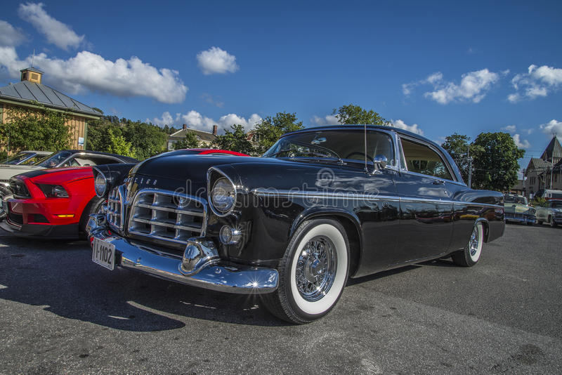 1956 Chrysler 300B royalty-vrije stock foto