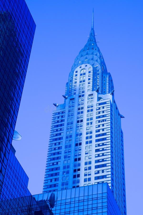 Chrysler budynek fotografia royalty free