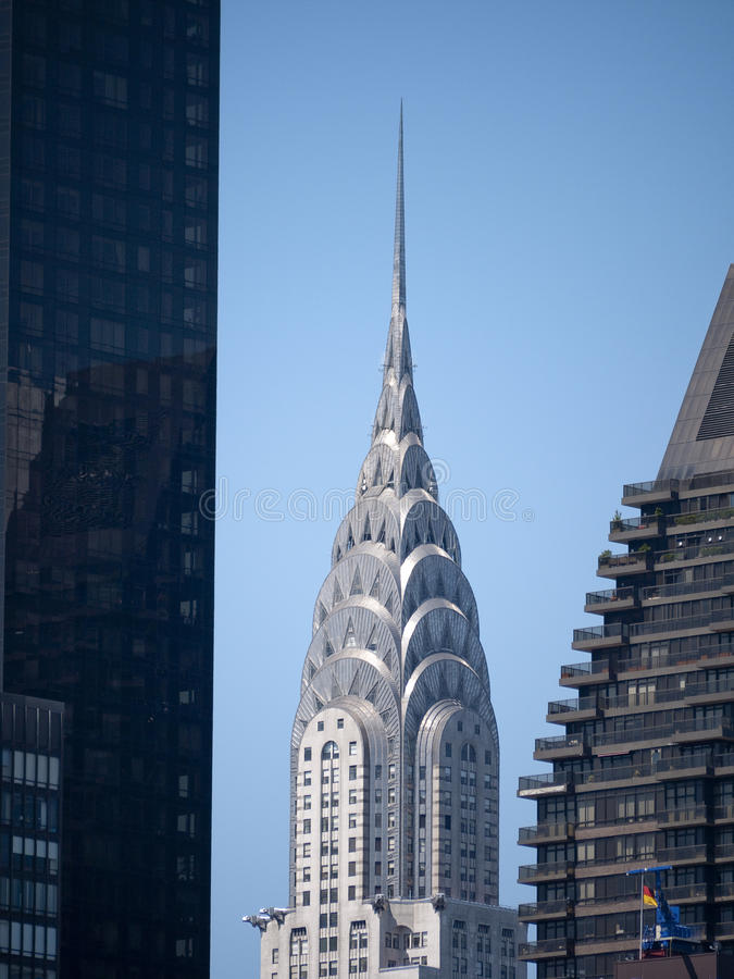 Download Chrysler Building Editorial Photo - Image: 9876676