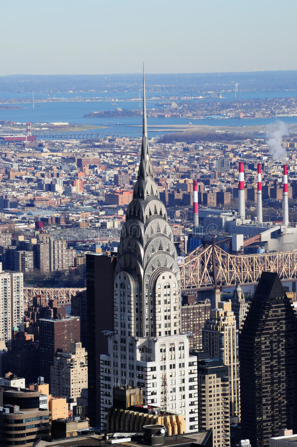 Free Chrysler Building New York Stock Image - 23208941