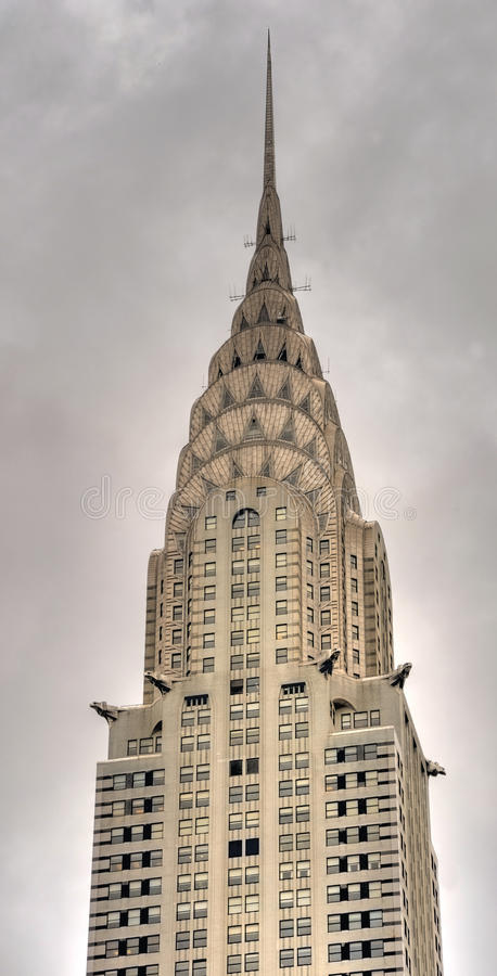 Free Chrysler Building New York City Royalty Free Stock Photography - 11098077