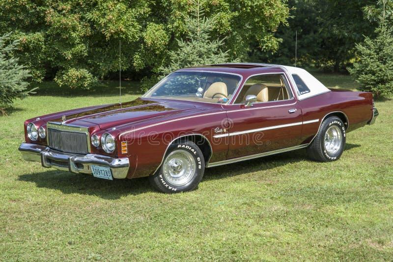 Chrysler Cordova immagini stock