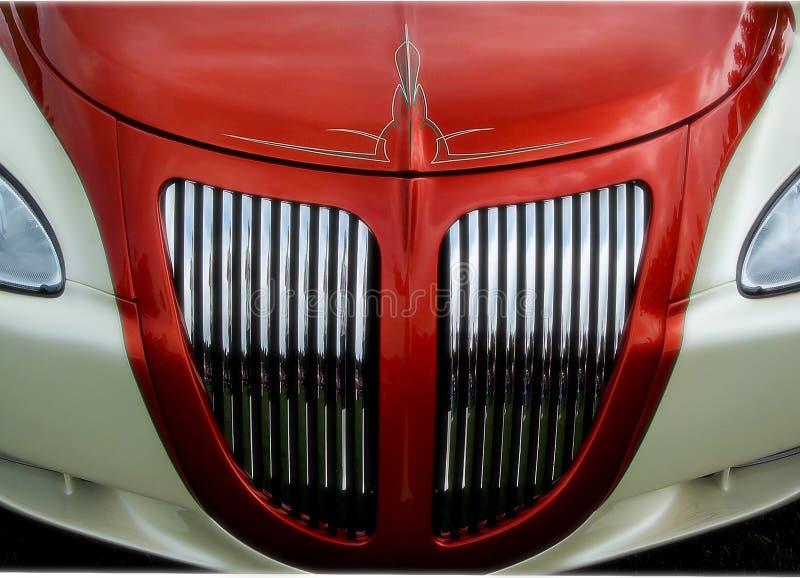 Chrysler/incrociatore della Plymouth pinta fotografia stock