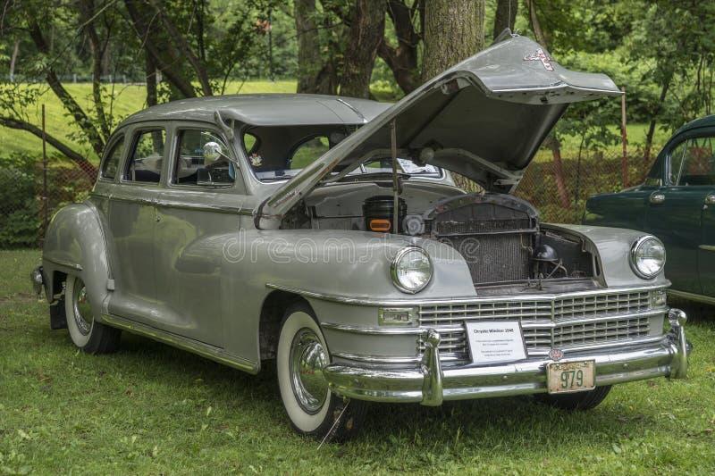 Chrysler-New Yorker stockfotos