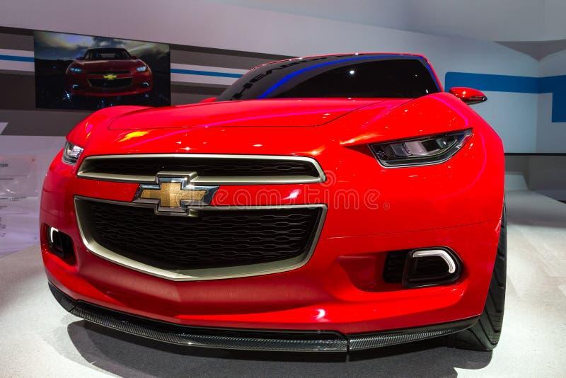 Chrysler no auto salão de beleza 2012 de Geneve fotos de stock