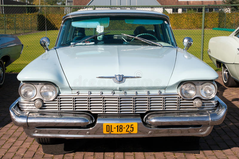 Chrysler Nowojorczyk zdjęcia stock