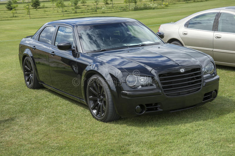 Chrysler 300 royalty free stock image