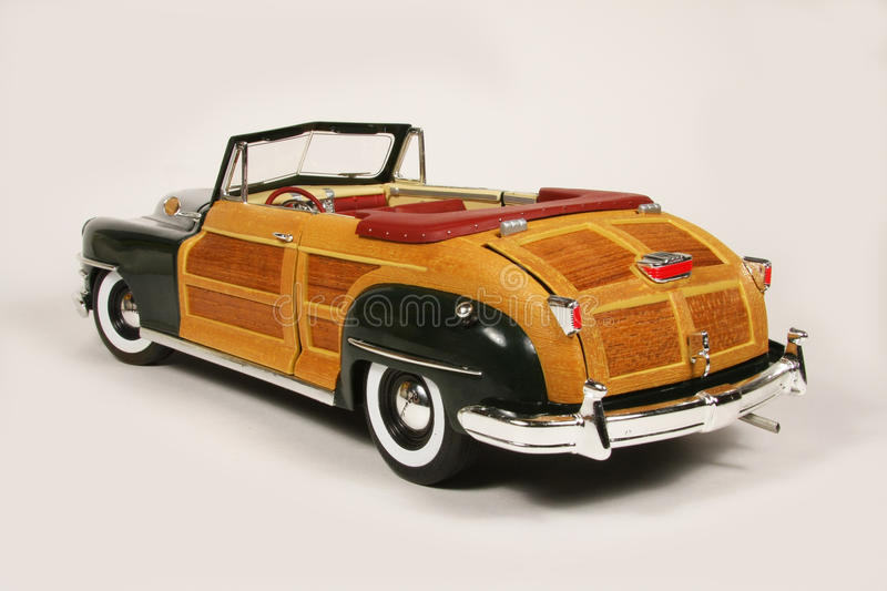 Chrysler Town & Country 1948 royalty free stock photography