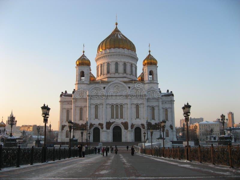 Chryste 2 Moscow świątyni zdjęcie stock