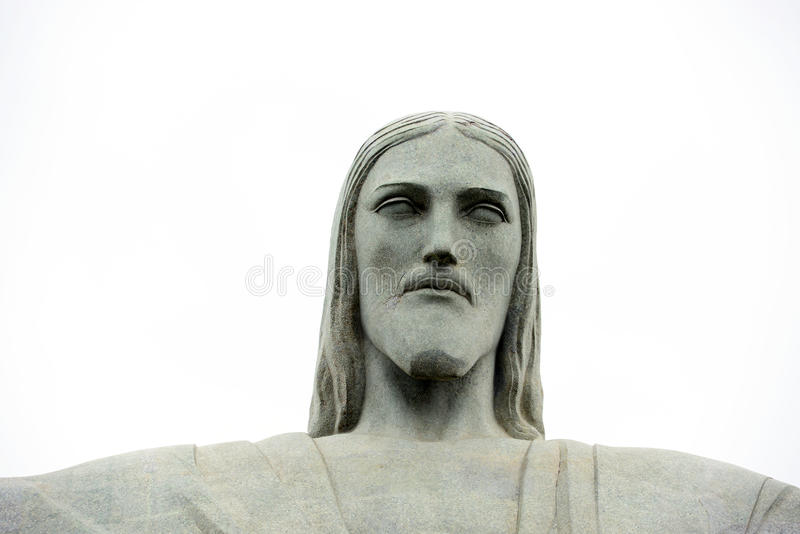 Chrystus odkupiciel obraz royalty free