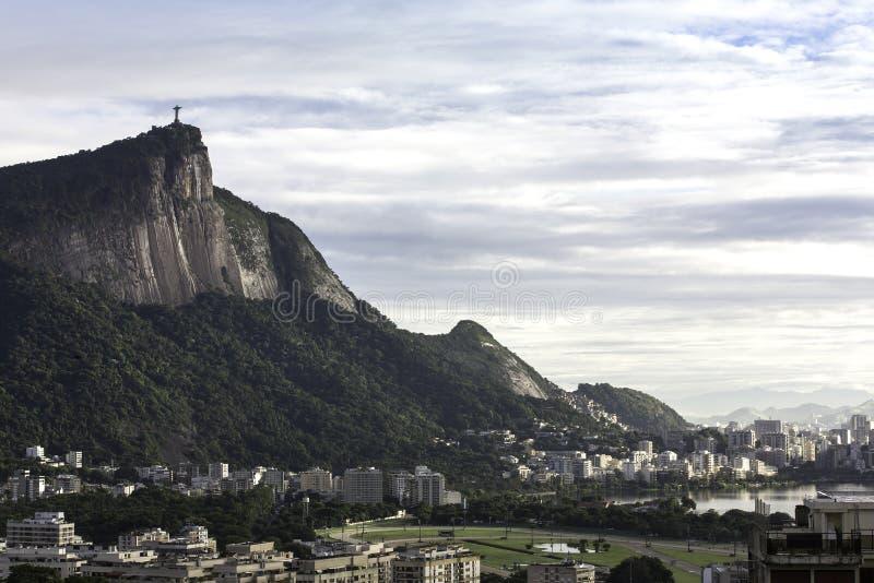 Chrystus odkupiciel, Rio De Janeiro, Brazylia zdjęcia stock