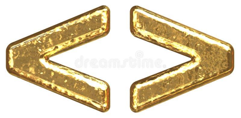 chrzcielnica złota więcej symbol ilustracji