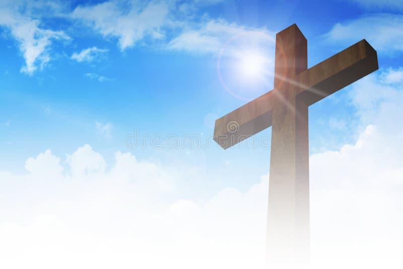 chrześcijaństwo ilustracja wektor