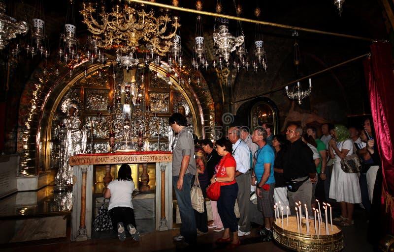 chrześcijanie kościelni obrazy royalty free