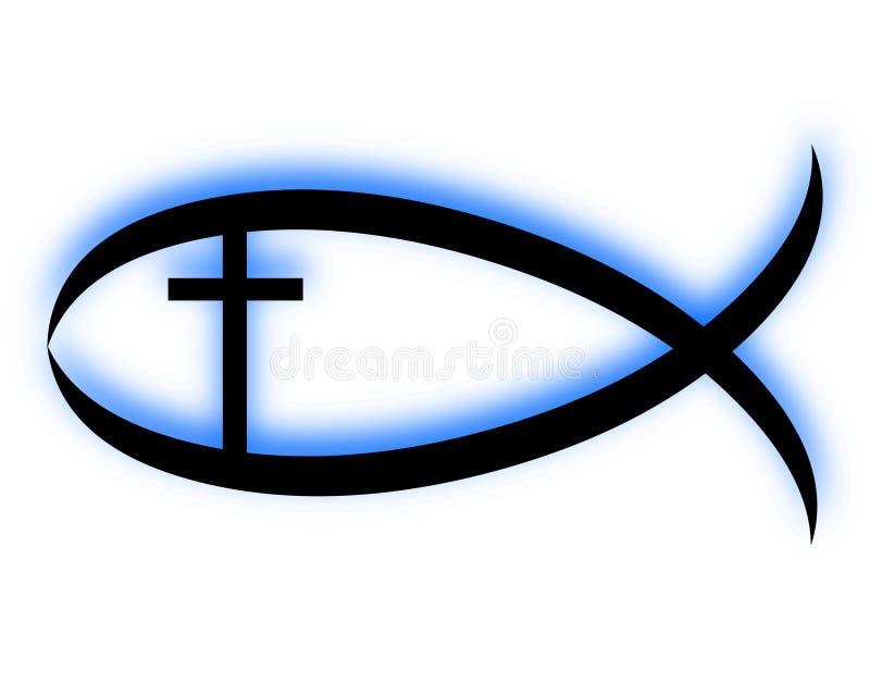 chrześcijanin ryba ilustracji