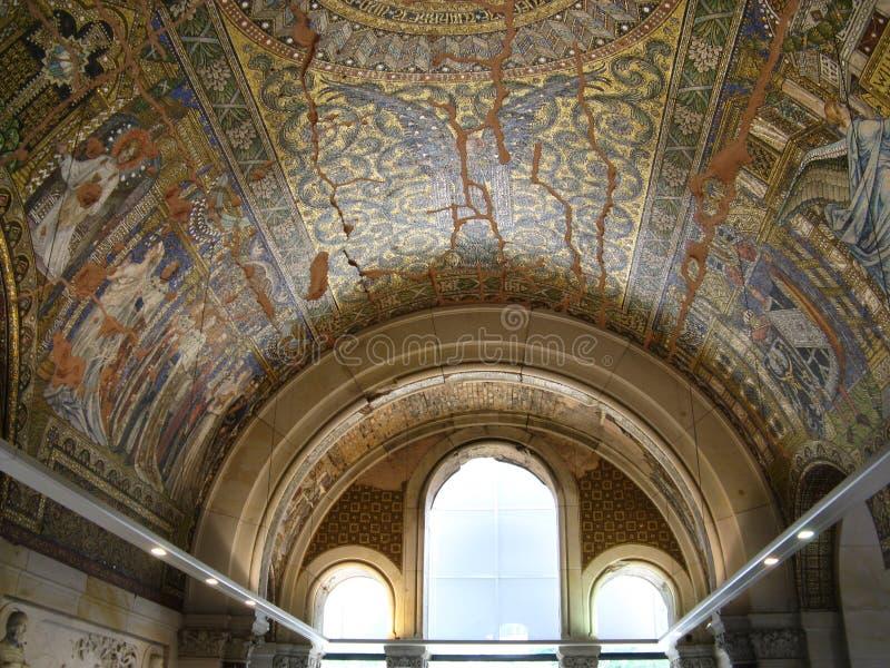 chtniskirche ged kaiser Wilhelm στοκ εικόνες με δικαίωμα ελεύθερης χρήσης