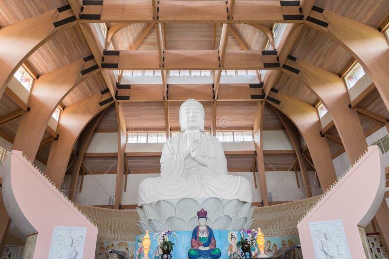 Chuang Yen Monastery photos stock