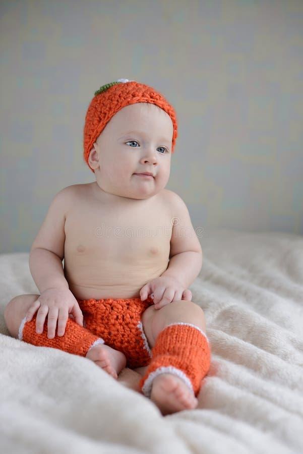 Chubby μωρό στοκ φωτογραφία με δικαίωμα ελεύθερης χρήσης