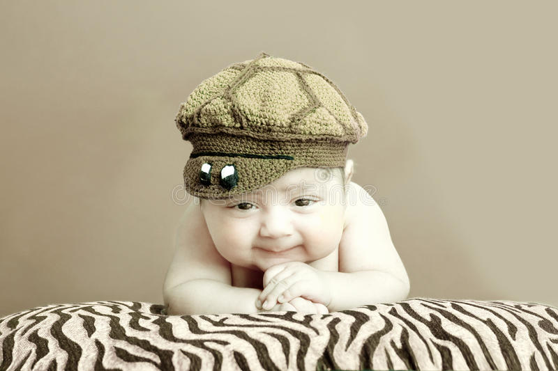 Chubby baby stock images