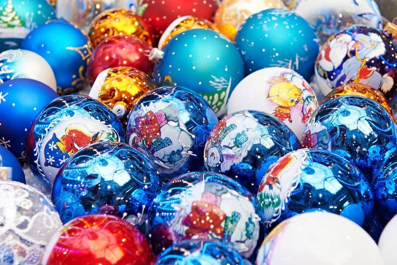 Chuchería chispeante de la Navidad fotos de archivo libres de regalías