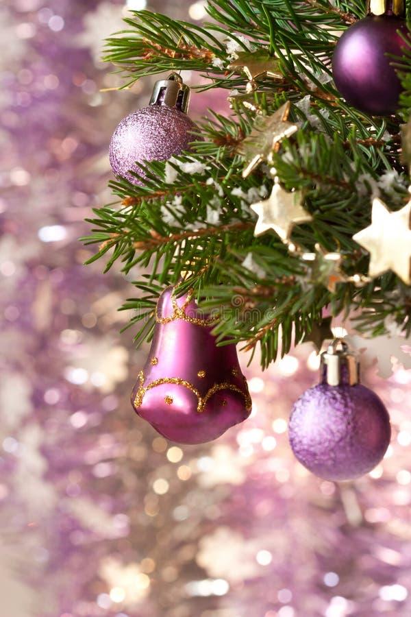Chucherías de la Navidad. fotos de archivo libres de regalías