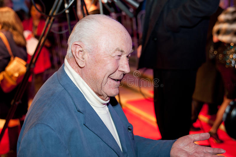 Chuck Yeager royalty free stock image