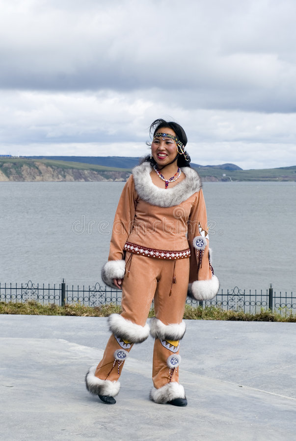 Free Chukchi Woman Stock Photos - 2894883
