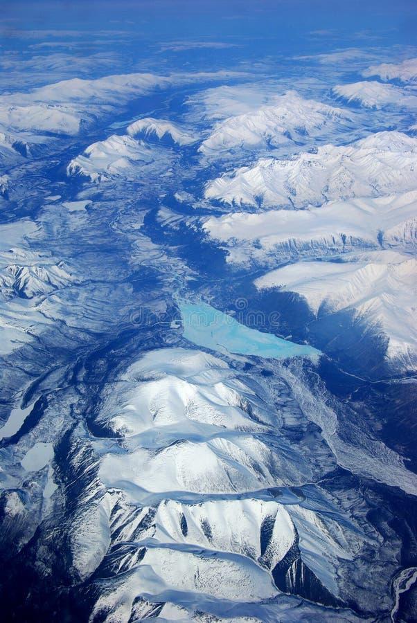 Chukotka Lake stock photography