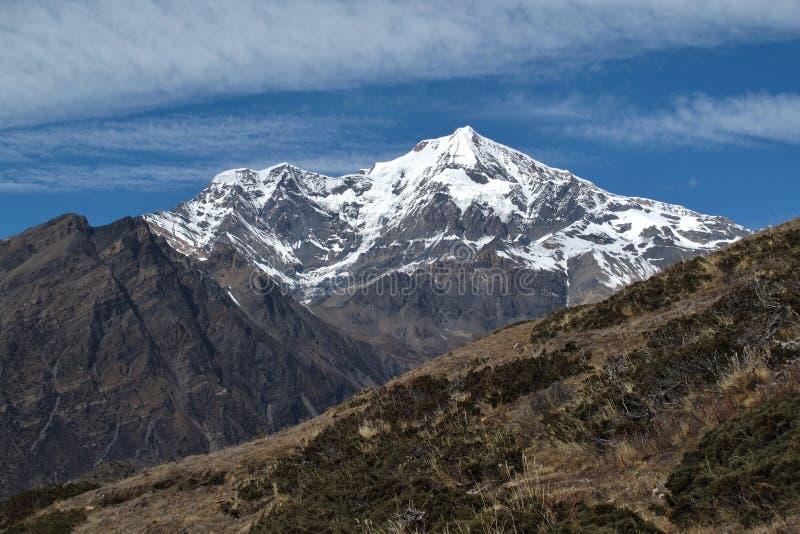 Download Chulu imagen de archivo. Imagen de cubo, glaciar, himalaya - 41908693