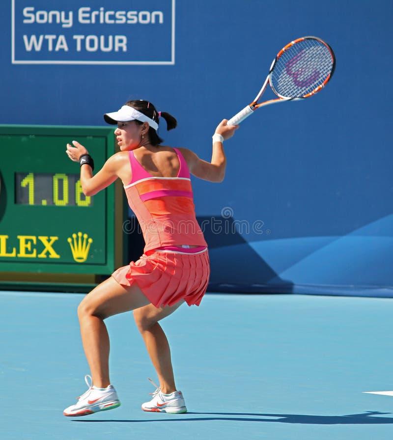 Chun-Mei Ji (CHN), tennis player