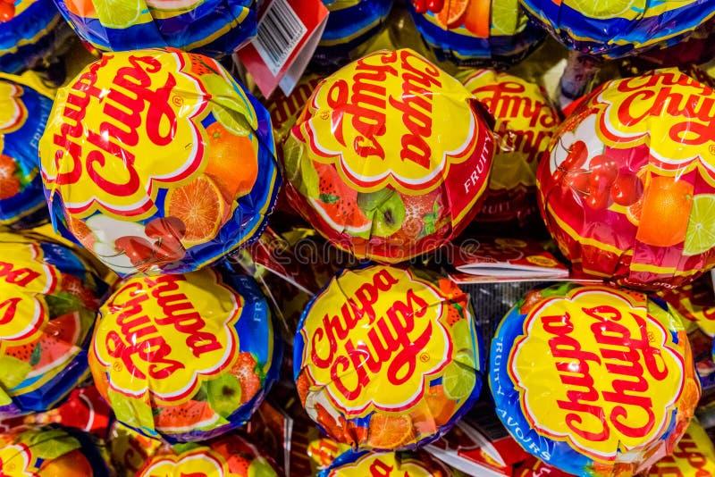 Chups Chup стоковые изображения
