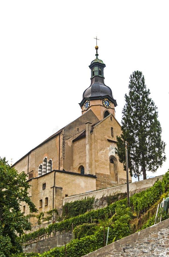 Chur Schweiz royaltyfria bilder