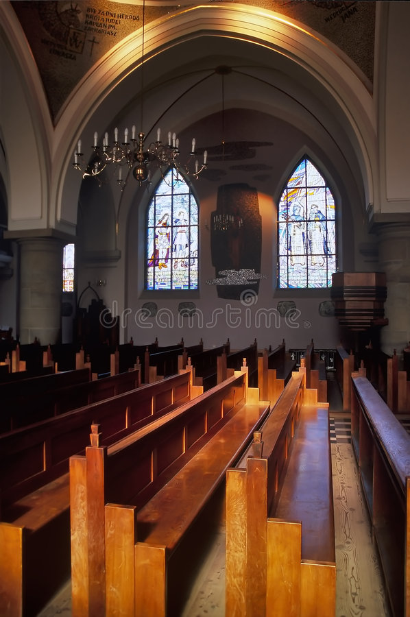 Download Church 01 stock photo. Image of angel, interior, altar - 642096
