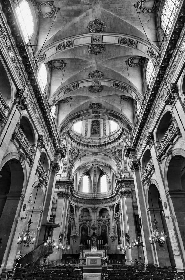 Download Church stock photo. Image of gothic, paris, christ, architecture - 26834196