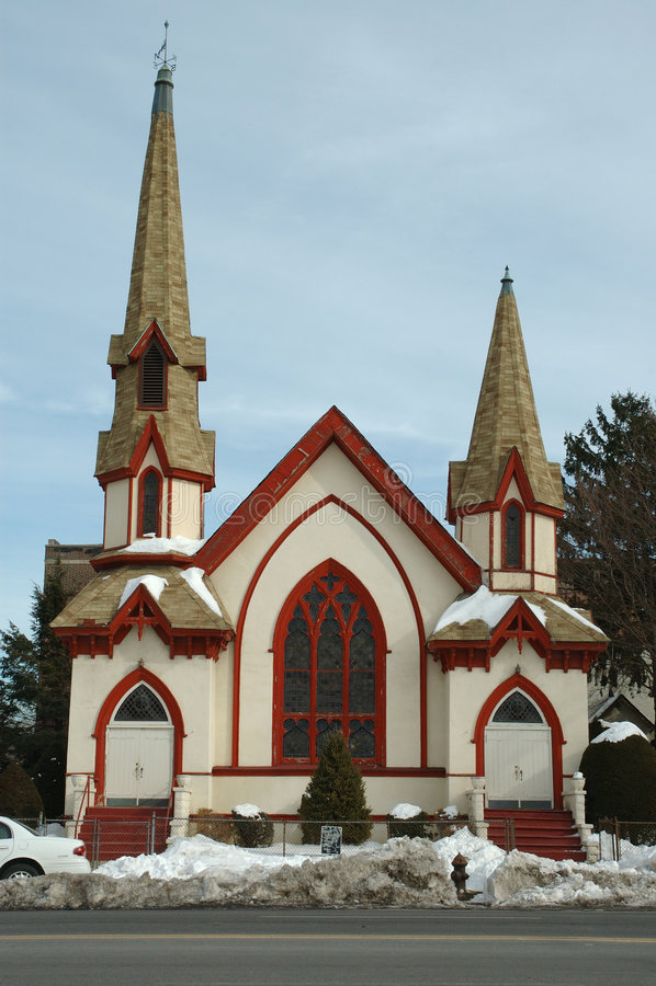 Free Church Stock Photo - 68530