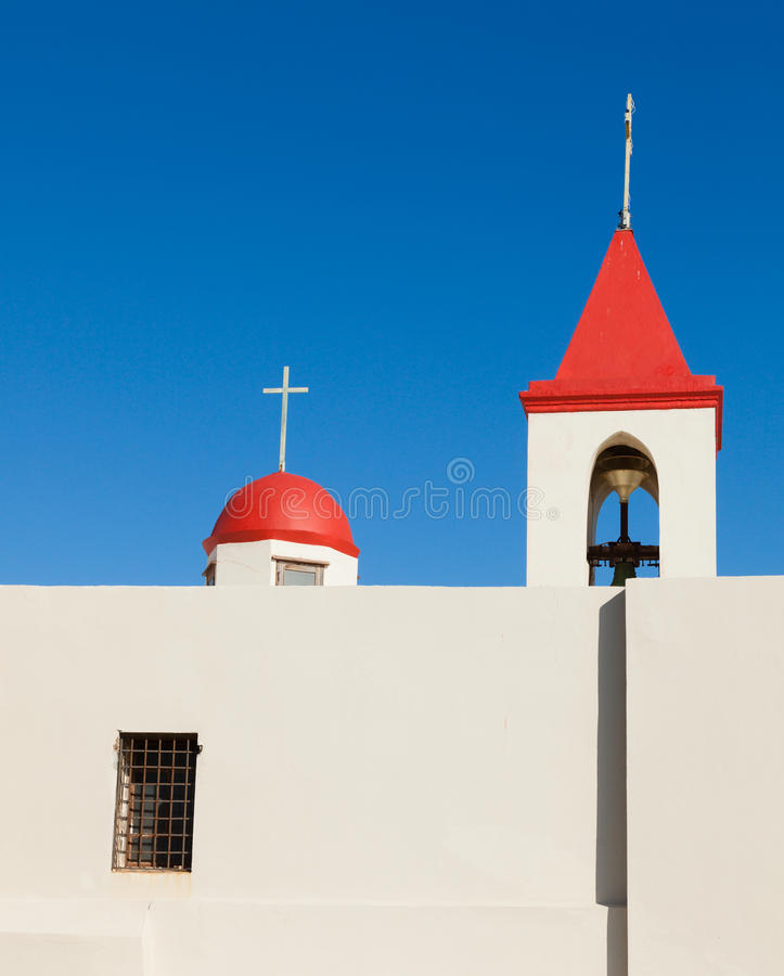 Download Church in Akko stock image. Image of bell, bright, tower - 36598321