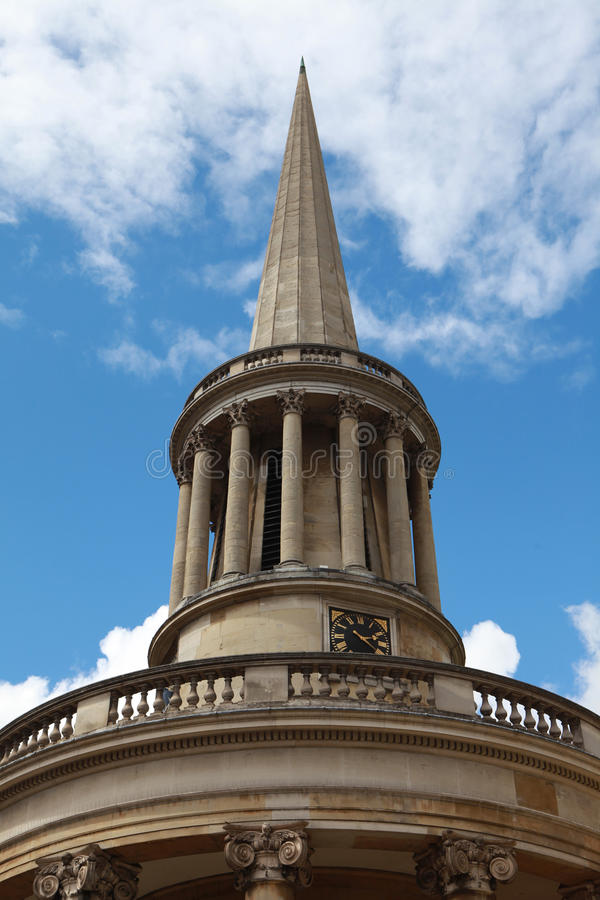 Download The Church Of All Souls Langham Place In London. Stock Image - Image: 25446493