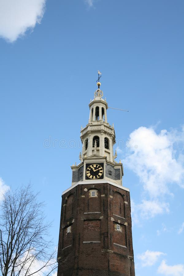 Download Church In Amsterdam, Netherlands Stock Image - Image: 3852885