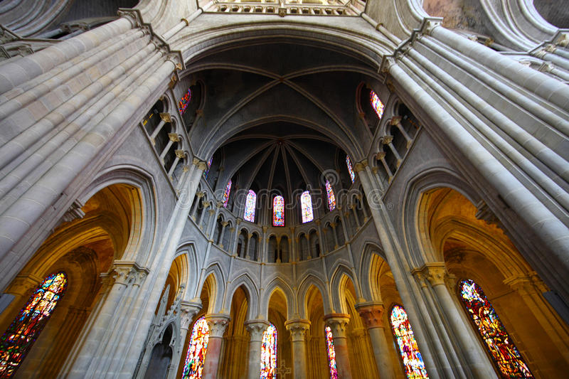 Download Church arc Lausanne stock image. Image of europe, switzerland - 34995497