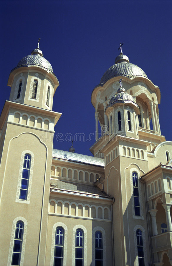 Church Architecture royalty free stock image