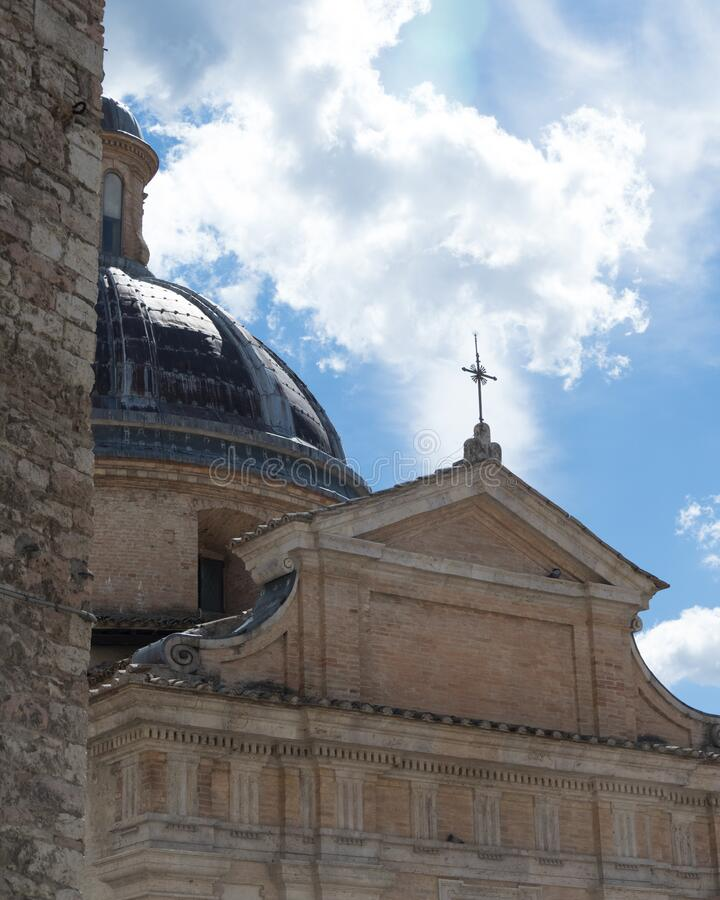 Church In Assisi Free Public Domain Cc0 Image