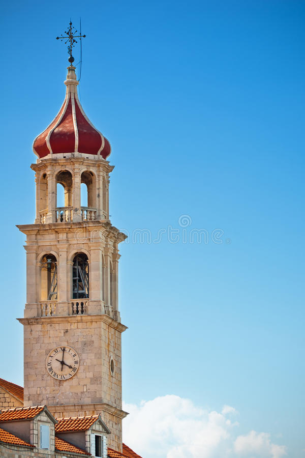Free Church Bell Tower Stock Image - 22620151