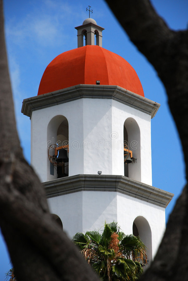 Free Church Bell Tower Stock Images - 5220614
